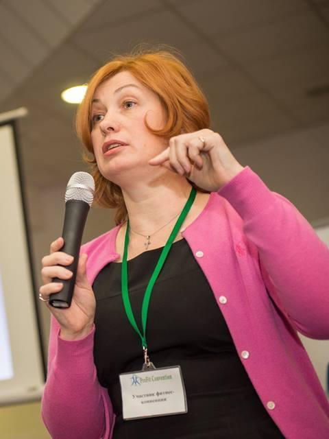 Светлана Бирючинская