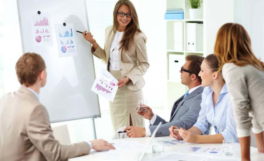 Как провести убеждающую презентацию
