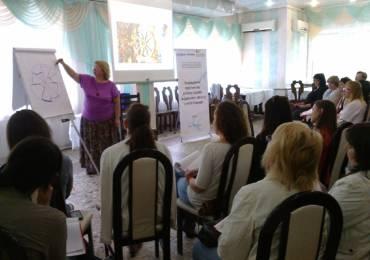 Команда Консалт Ресурса провели в Харькове серию тренингов «Эффективный сотрудник социальной службы»