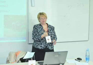 Марина Первушина провела стратегическую сессию для образовательного проекта RoboUa